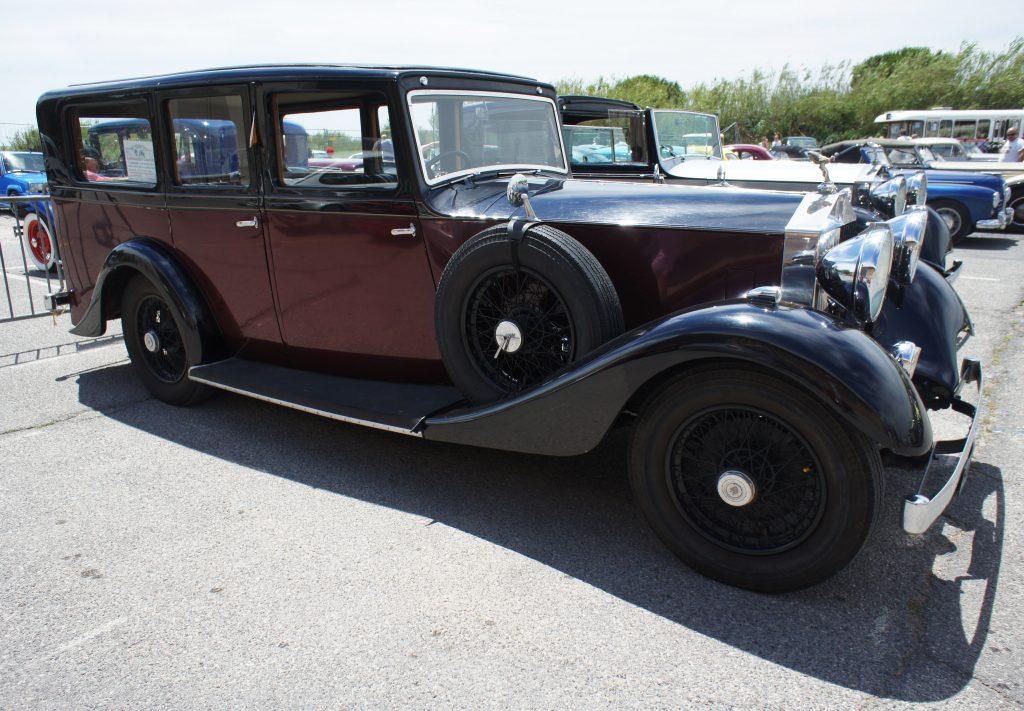 Rolls Royce 20/25